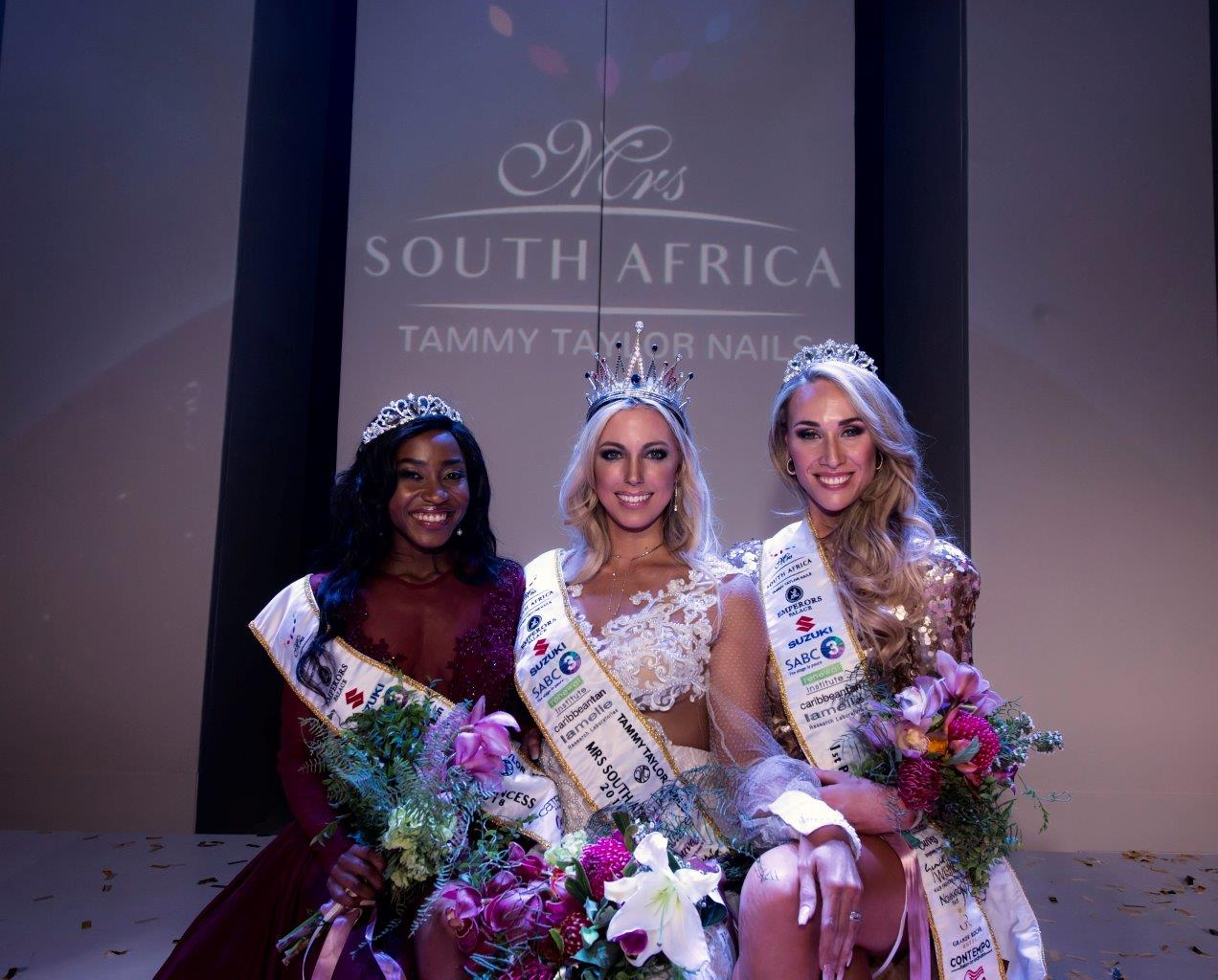 Mrs South Africa - Home